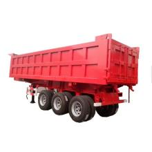 3 trục 40T Side Dump Semi Trailers