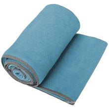 twill manufacter zipper pocket microfiber sport gym towels