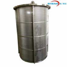 Stainless Steel High Quality Wedge Wire Screen Pipe