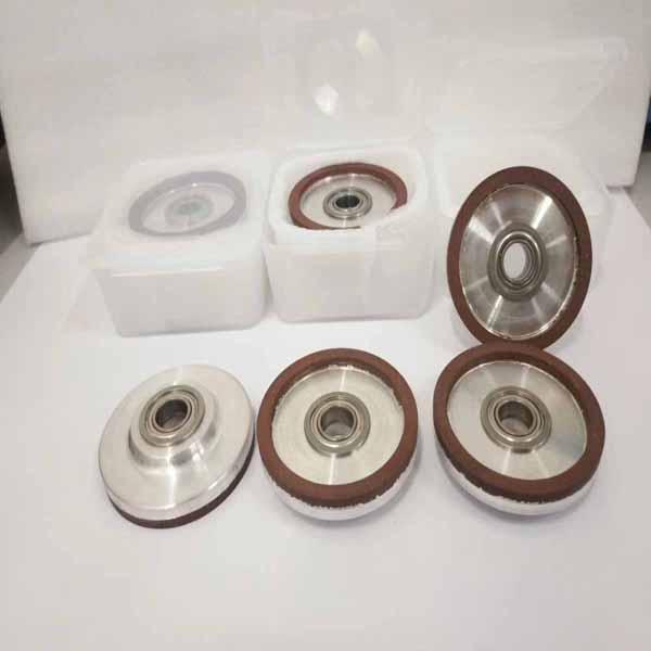 Bhs Corrugator Machne Crush Wheel Huatao Group
