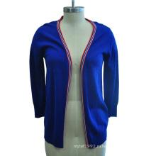 Модный свитер кардигана для женщин