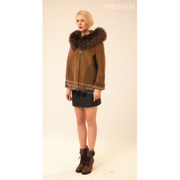 Short Rib SleeveKopenhagen Mink Jacket