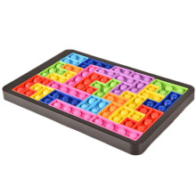 Amazon Hot Sale Educational Stress Reliever Toy Building Block Sets Fidget Toy Rats Pioneer