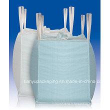 Sacs imprimés FIBC en polypropylène tissé