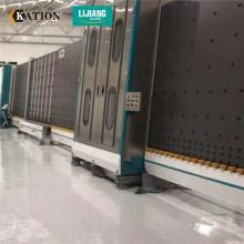 Máquina automática de doble vidrio de baja emisividad y aislamiento plano