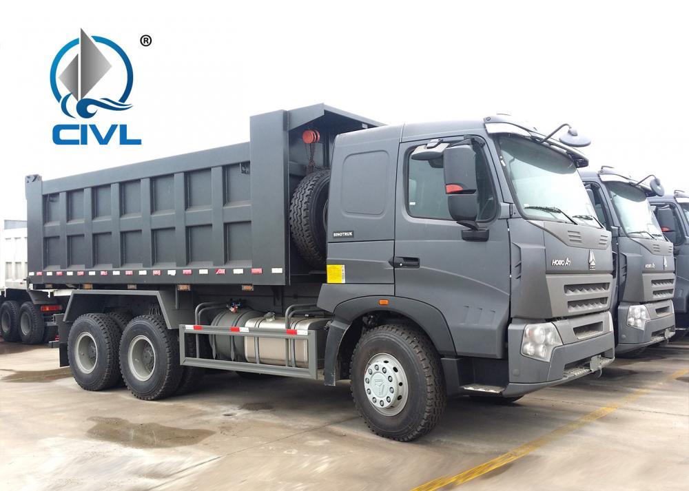 A7 Dump Truck 3