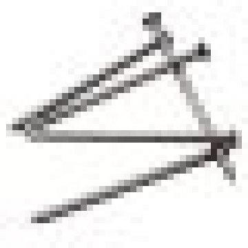 Clavos de alambre comunes de bajo precio de alta calidad