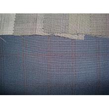 Tissu en polyéthylène en laine à double ligne