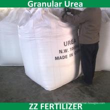 Nitrogen Fertilizer Classification and Polymer Urea Coating Urea 46 Prilled Granular
