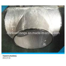 Accesorios de tubería de acero inoxidable Soldado Igual Tee / Straight Tee