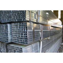 Vorverzinktes Stahlrohr-Vierkantrohr für Gewächshaus