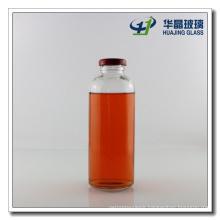 500ml Round Juice Glass Bottle Beverage Glass Bottle