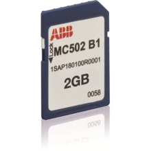 ABB SPS-Speicherkarte MC502