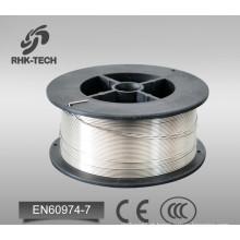 4043 fio de solda de alumínio MIG fio de CO2