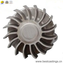 Custom Stainless Steel Vacuum Pump Impeller