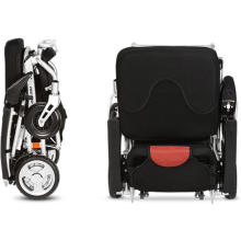 Portable Wheelchair With Lithium Cell