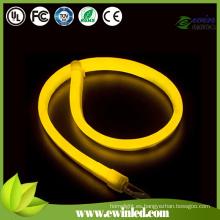 Diámetro 18mm Redondo LED Luz de neón flexible para la construcción
