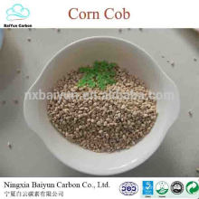 bulk corn on the cob for animal feed 12mesh corn cob grits