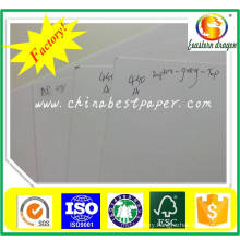 550GSM White Coated Manila Board