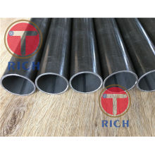 Welded alloy steel tube for industry