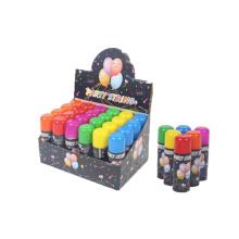 Cadena tonta loca del partido colorido festivo caliente de la Navidad 250ml para el juguete de los niños