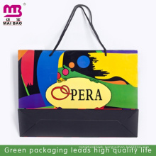professional logo design hair salon paper bag