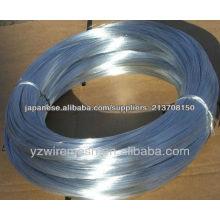 Fabricação de fios de imersão a quente / galvanizado