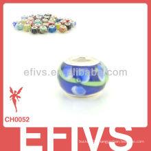 2013 glass beads fit paracord bracelet