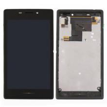 Мобильный ЖК-дисплей с рамкой для Sony M2