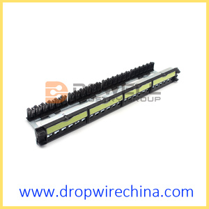 Legrand LCS2 24 Ports Cat.6A UTP Patch Panel
