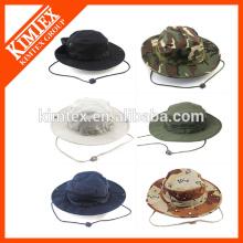 Kundenspezifische hochwertige Sublimation gedruckt Eimer Hut in China