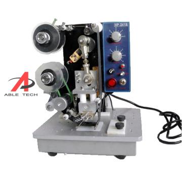 HP241B  with 3 lines  Electric ribbon coding machine/ Electric Ribbon Printer