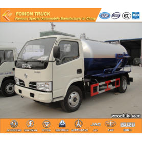 Dongfeng 4X2 Sewage suction truck 4000L
