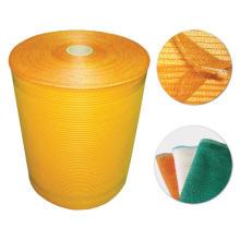 Овощи и фрукты мешки сетки в рулонах