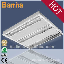 modern low frequency electrodeless aluminum grille light