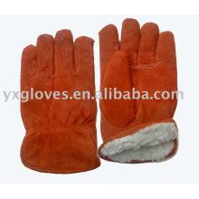 Guante de guante de invierno guante de trabajo guante de trabajo guante industrial