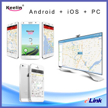 GPS/LBS Vehicle Tracking System