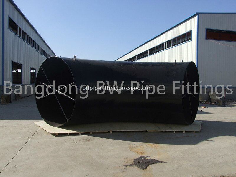 butt weld large diameter elbow