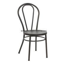 Silla de Metal de hierro taburete redondo silla