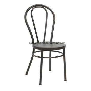 Eisen Stuhl Metallstuhl Runde Stuhl
