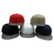 Snapback Caps со специальным верхним пиком SD1507