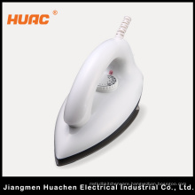Aluminum Soleplate Electric Dry Iron Home Appliance