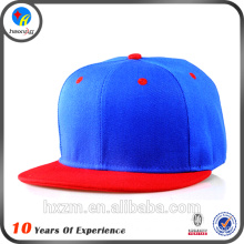 flat brim plain snapback hats wholesale