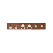 porta-brincos para exibição de joias da moda