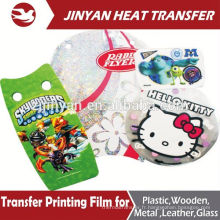laser heat transfer film glitter heat transfer film glitter iml