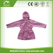 Winter Kids Jacket PVC Outdoor Jacket