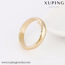13943- Xuping Jewelry Fashion Hot Sale Wedding Rings With 18K Gold Plated