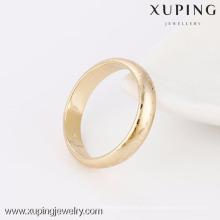 13943 - Xuping ювелирные изделия мода горячие Продажа Свадебные кольца с 18k позолоченный
