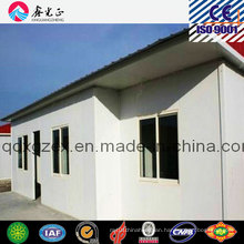 EPS Color Steel Sandwich Wall Panel Prefab House