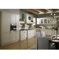 Simple Design Americana Shaker Estilo de madeira sólida armário de cozinha popular para o mercado americano